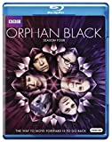 Orphan Black: Season 4 [Blu-ray] [Import]
