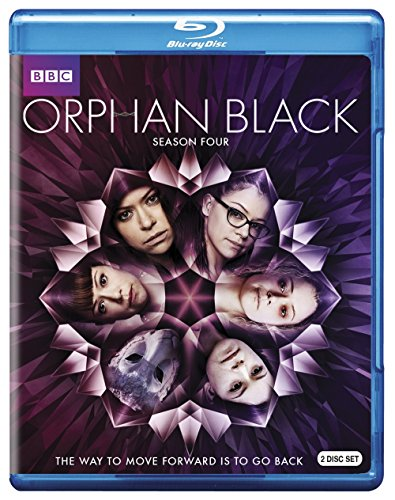 Orphan Black: Season 4 [Blu-ray] [Import]