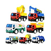 Dall 建設エンジニアリング車両 おもちゃ 車 トラック おもちゃ スケールモデル おもちゃ プラスチック