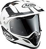アライ(ARAI) バイクヘルメット オフロード TOUR-CROSS 3 Explorer ホワイト M 57-58cm