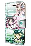戦姫絶唱シンフォギアGX 03 マリア&調&切歌 手帳型スマホケース iPhone6/6s/7/...