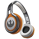 SMS Audio STREET by 50 Cent 折りたたみ可能・軽量版 On Ear Headphone Star Wars Limited Edition Rebel Alliance レべル・アライア..