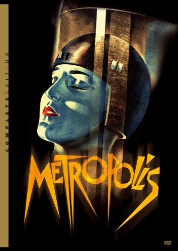 メトロポリス 完全復元版(2枚組) [DVD]の詳細を見る