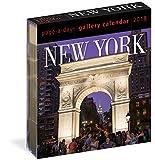 New York Gallery 2018 Calendar