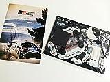 トヨタ ガズーレーシング アクア 東京 オートサロン 2017 冊子付き PP Craft 組立自動車