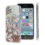 ナイキ ベビーシューズ BXT かわいい ニャースター iPhone6 iPhone6S ケース カバー 耐衝撃 バンパー ソフトTPUケース アイフォン6/6S薄型ケース スマホケース カップル用 漫画カバー アニマル 猫 ネイルファイル