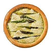 冷凍ピザ アスパラとモッツァレラチーズのピッツァヴェルデ アスパラとバジルのソース・さっぱりチーズ・ライ麦全粒粉ブレンド生地・直径約20cm