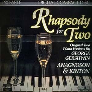 Gershwin:Rhapsodyin Blue