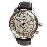 ツェッペリン 腕時計 100周年記念 デュアルタイムGMT 7640-1 [並行輸入品]