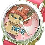 [ワンピース]ONE PIECE 腕時計 キッズ キューティーウォッチ チョッパー OP10009 ピンク キッズ []