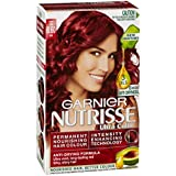 Garnier Nutrisse Permanent Hair Colour 6.60 Fiery Red