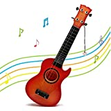 Wishtime おもちゃの楽器 ウクレレ ミニギター 色指定不可 XQ16009