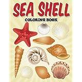 Sea Shell Coloring Book