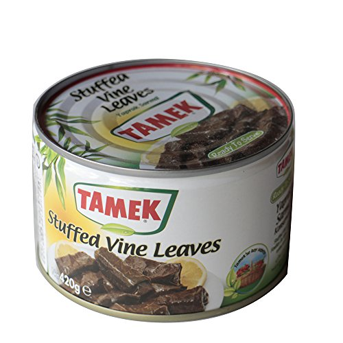 ブドウの葉のドルマ・ヤプラックサルマス/420g缶トルコ輸入食品タメック社〜前菜・メゼ