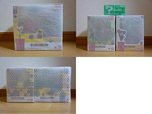 S.H.Figuarts スーパーマリオブラザーズ 10種 セット S.H.フィギュアーツ ルイージ ヨッシー クッパ プレイ セット