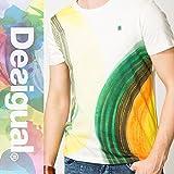 ( クラシカルエルフ ) Classical Elf デシグアル メンズTシャツ トップス カットソー メンズ Tシャツ 半袖 レインボー 夏 男性 柔らか ユニセックス 鮮やか 42t1414