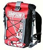 シンプソン(SIMPSON) 防水デイバッグ RD SB-211