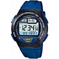 629a77dbfa [カシオ]CASIO 腕時計 スポーツギア LAP MEMORY 60 W-734J-2AJF メンズ