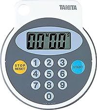 タニタ 防滴タイマー100分計 ホワイト 5342-WH