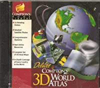 Deluxe Compton's 3D World Atlas [並行輸入品]