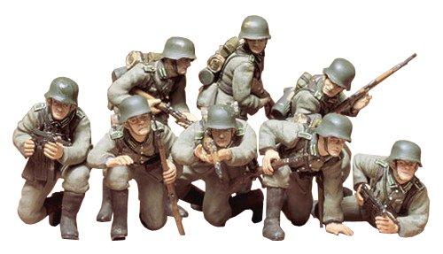 1/35 ドイツ歩兵 進撃 セット