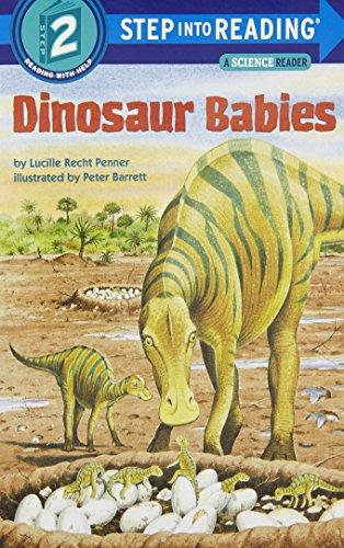 Dinosaur Babies (Step into Reading)の詳細を見る