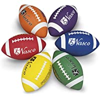 MAC-T Junior Size 3 Footballs - 6 - Colour Set
