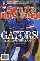 Florida Gators Sports Illustrated SecサインChampionshipレプリカポスター–Tim Tebow