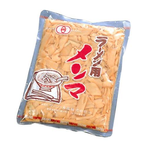 【業務用】マニハ ラーメン用メンマ 1kg【常温】