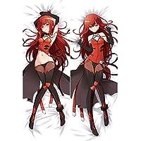 エロゲH カスタム 抱き枕カバー 両面プリント 2WAYトリコット アニメ 漫画 150x50cm