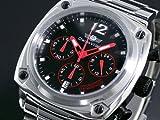 [シャルル ホーゲル]Charles Vogele 腕時計 クロノグラフ メンズ CV-8093-8[並行輸入品]