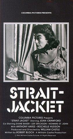 Strait-Jacket [VHS]