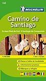 Camino de Santiago - Zoom Map 160 (Michelin Zoom Maps) 画像