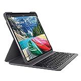 Logicool ロジクール iK1173 SLIM FOLIO PRO Bluetoothキーボード一体型ケース ブラック iPad Pro 11インチ 対応 国内正規品 2年間メーカー保証