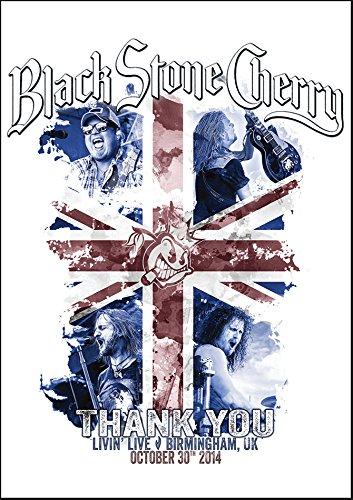 [画像:ブラック・ストーン・チェリー - サンキュー:リヴィング・ライヴ - バーミンガム UK 2014【初回生産限定盤DVD/2CD(日本盤限定CD2枚組/全20曲フル収録)/日本語字幕付】]
