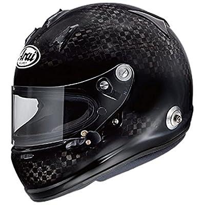 アライ (ARAI) ヘルメット【GP-6 RC】(8860シリーズ) フルフェイス カーボンタイプ (4輪競技用)  GP-6RC-XL (頭囲 61cm~62cm)