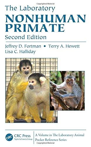 Download The Laboratory Nonhuman Primate (Laboratory Animal Pocket Reference) 143984139X