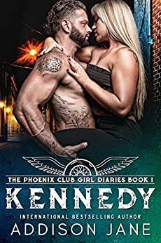 Kennedy (The Phoenix Club Girl Diaries Book 1) by [Jane, Addison]