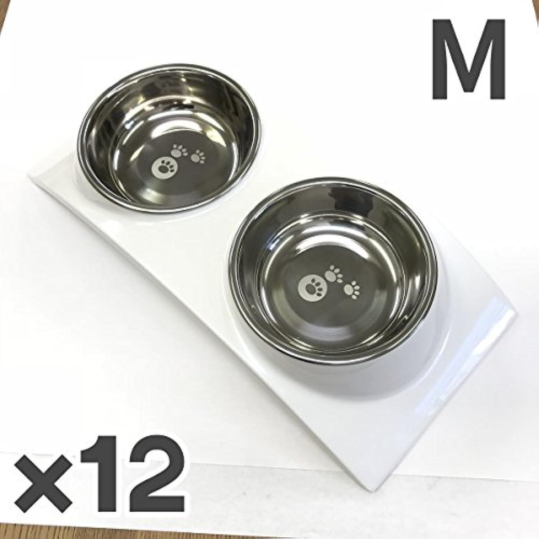 トムキャット [食器]レインボー ディナーセット M ホワイト×12入