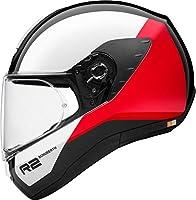 シューベルト / SCHUBERTH フルフェイス ヘルメット R2, カラー:Apex レッド, サイズ:55