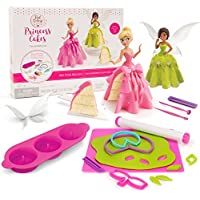 Real Cooking Princess Cakes Deluxe Baking Set [並行輸入品]