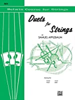 Duets for Strings (Belwin Course for Strings)