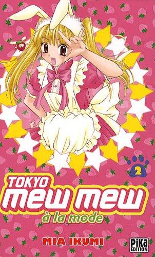 Tokyo mew mew a la mode Vol.2