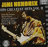 Jimi Hendrix: His Greatest Hits, Vol. 2