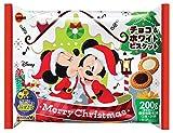 ブルボン チョコ&ホワイトビスケットFS(ミッキー&フレンズ) 200g ×3袋