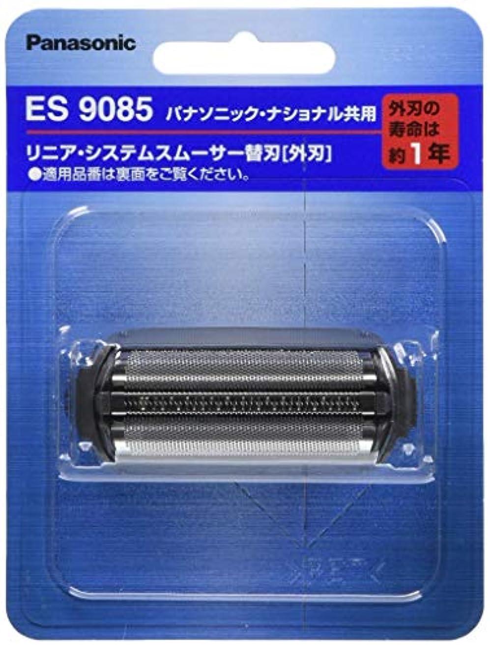 お風呂を持っている固執過ちパナソニック 替刃 メンズシェーバー用 外刃 ES9085