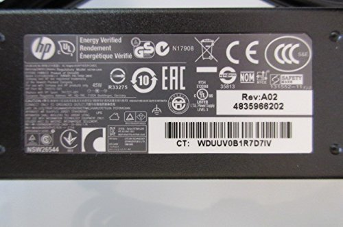 AC Power Adapter Charger 65W for HP Pavilion 15-n Series 15-n220se New Genuine [] [並行輸入品]