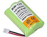 【ロワジャパン】【大容量 通話時間UP】NTT コードレスホン CT-デンチパック-085 子機用 充電池 電話機用 交換 バッテリー
