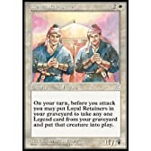 Magic: the Gathering - Loyal Retainers - Portal Three Kingdoms by Magic: the Gathering [並行輸入品]
