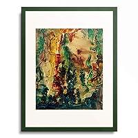 ギュスターヴ・モロー Gustave Moreau 「Untitled (Colour sketch)」 額装アート作品